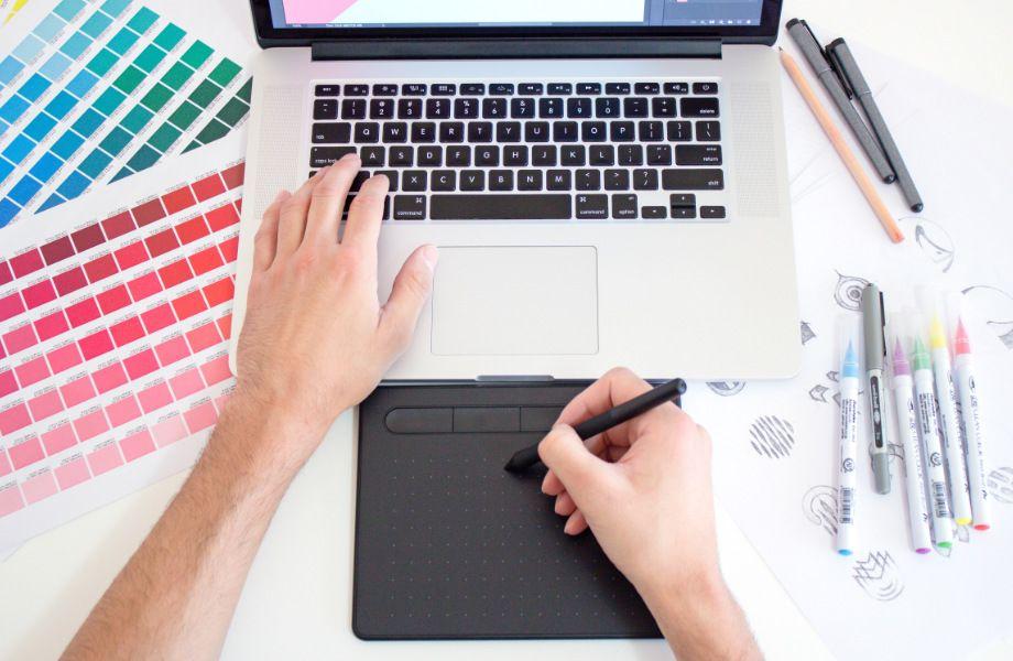 סטודיו לעיצוב גרפי ויצירת תוכן פרסומי